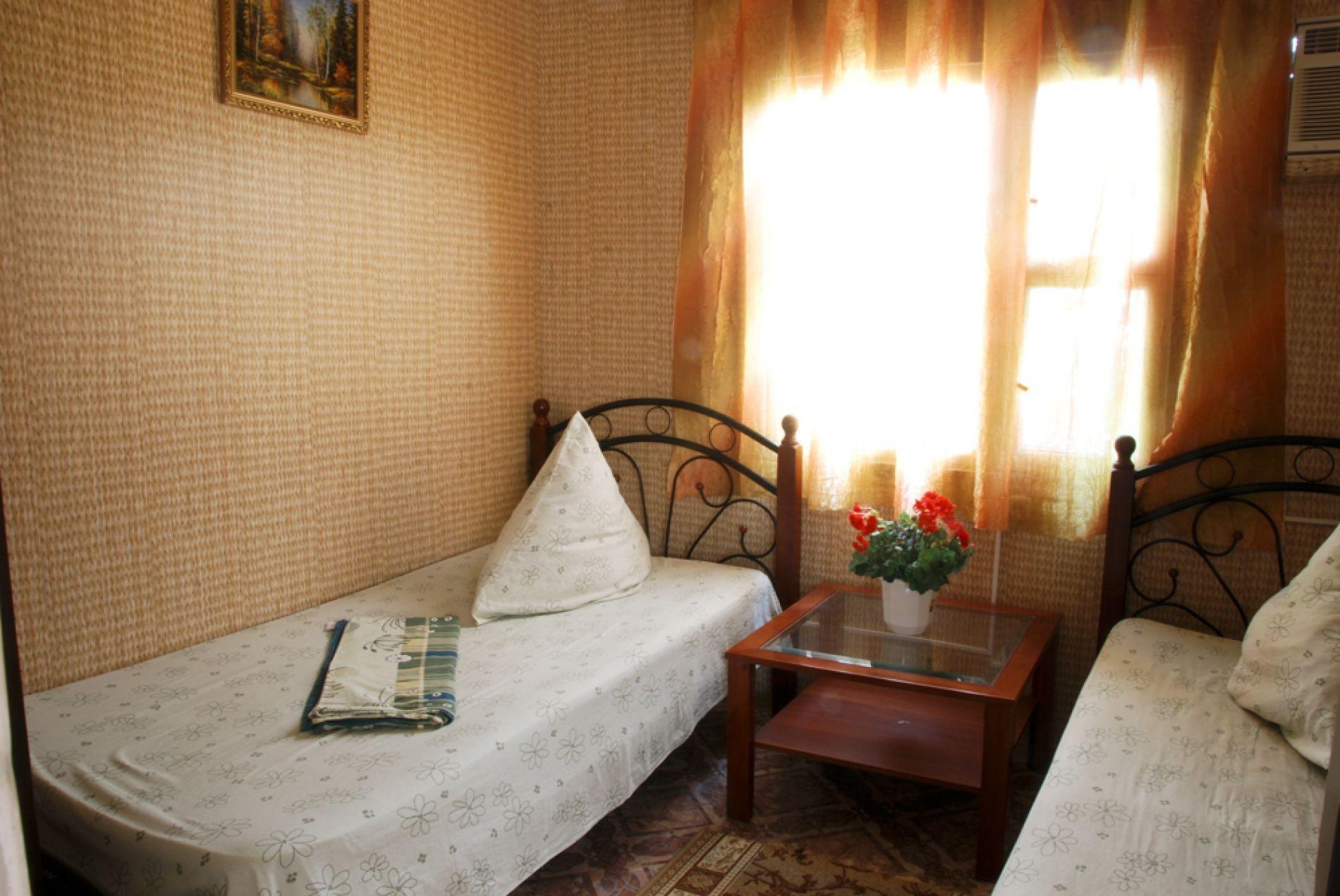 База отдыха «Раскаты» Астраханская область Домик «Полулюкс», фото 1