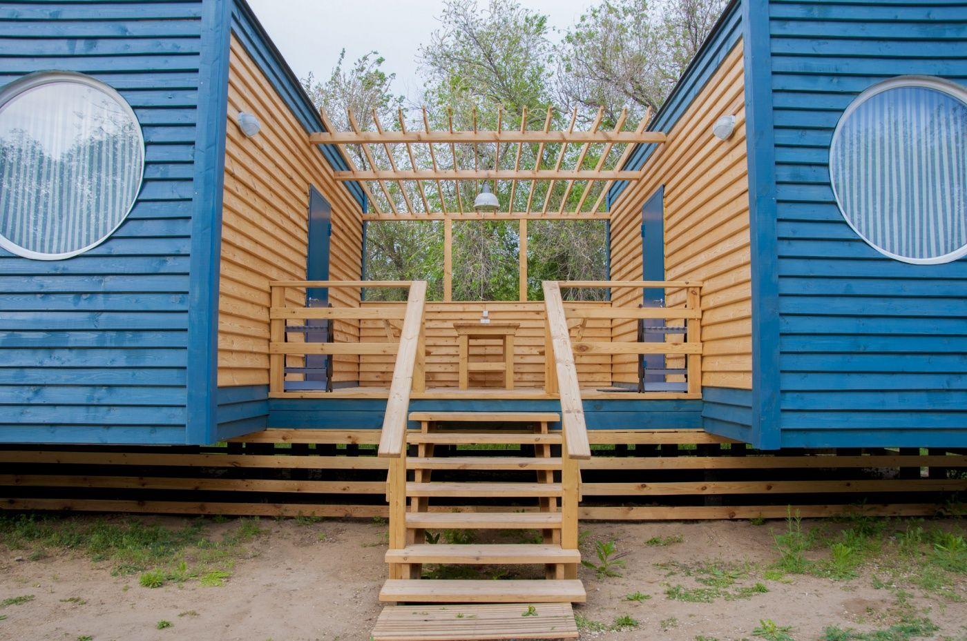 База отдыха «Причал рыбака» Астраханская область Дом, фото 4