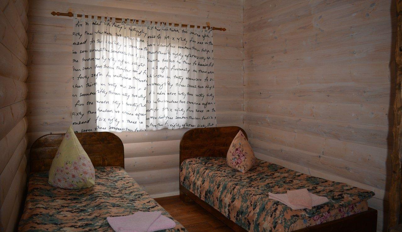 База отдыха «Причал рыбака» Астраханская область Стандартный номер, фото 1