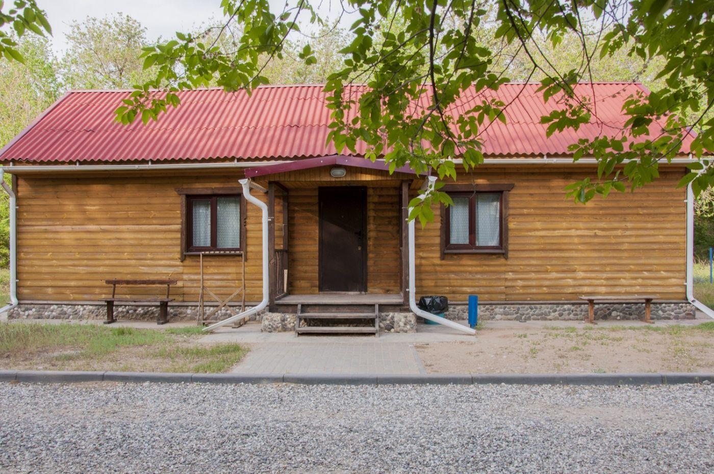 База отдыха «Причал рыбака» Астраханская область Стандартный номер, фото 6