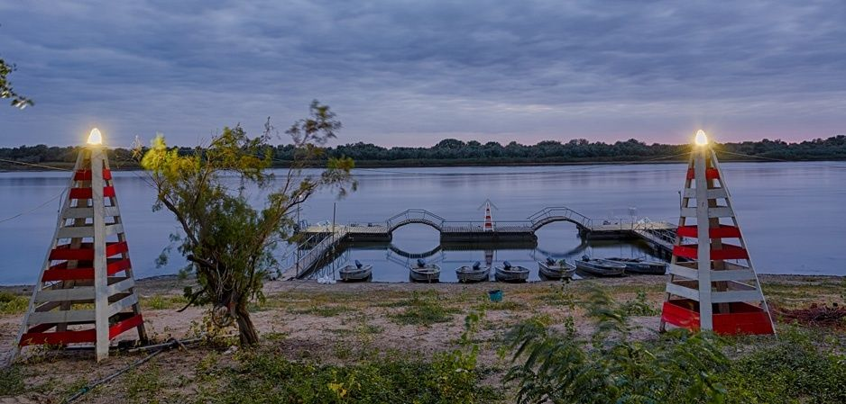 База отдыха «Причал рыбака» Астраханская область, фото 12