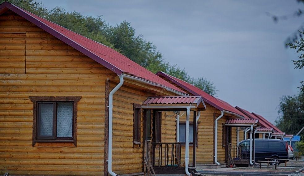 База отдыха «Причал рыбака» Астраханская область, фото 1
