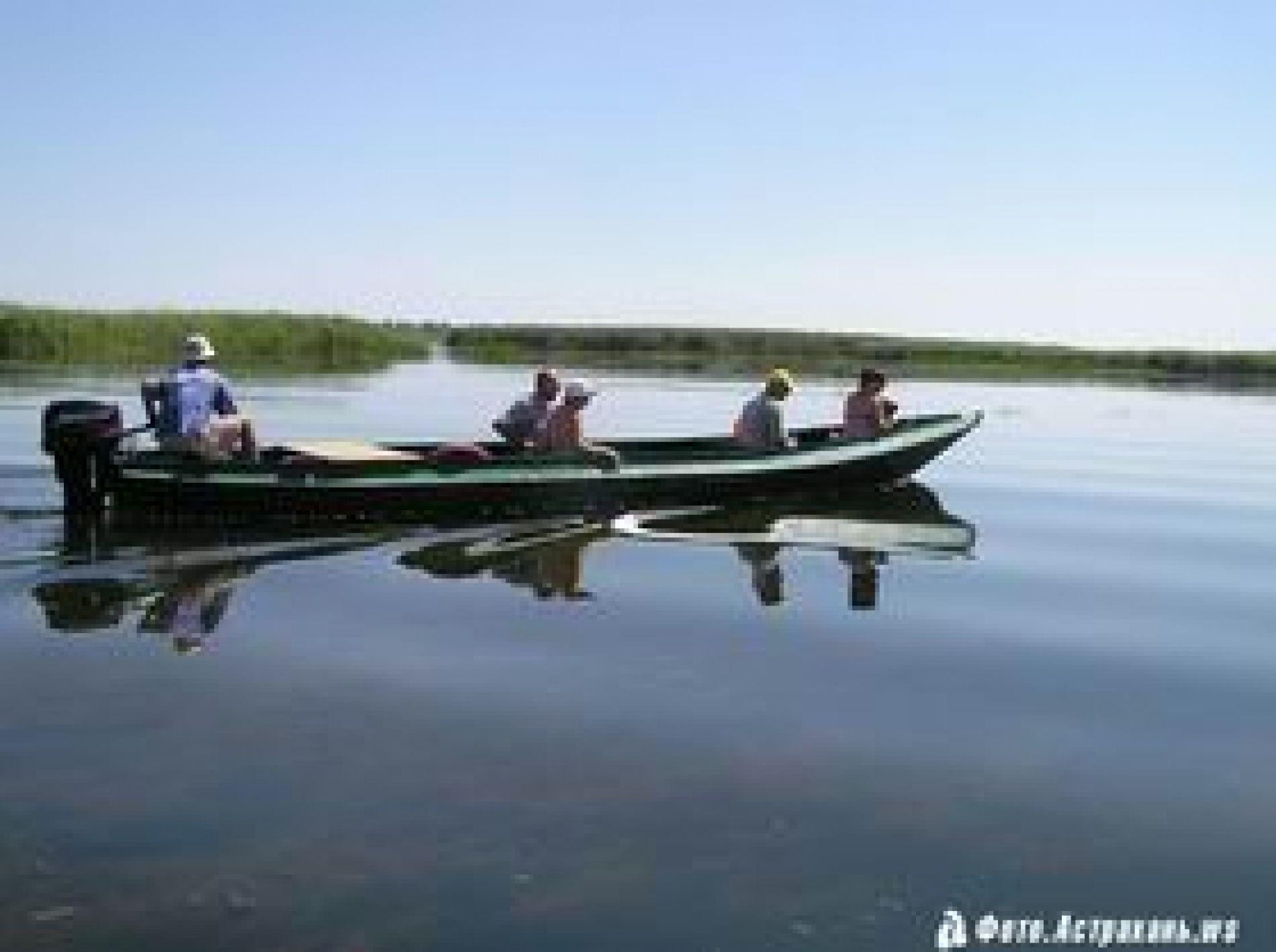 """Рыболовная база """"Плавучая деревня"""" Астраханская область, фото 2"""