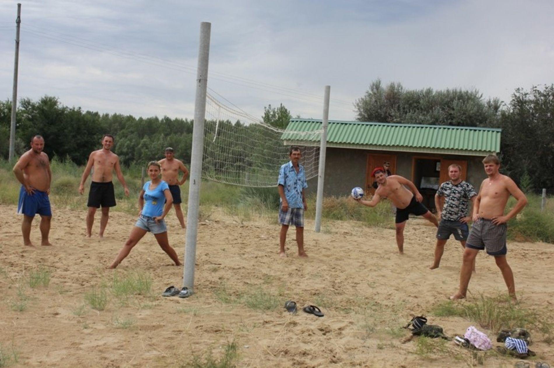 """База отдыха """"Песчаный берег"""" Астраханская область, фото 6"""