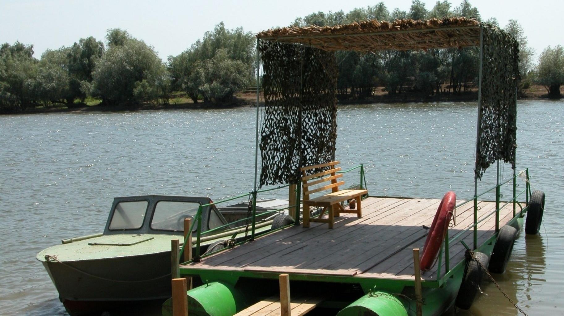 """Рыболовно-охотничья база """"Пеликан"""" Астраханская область, фото 12"""