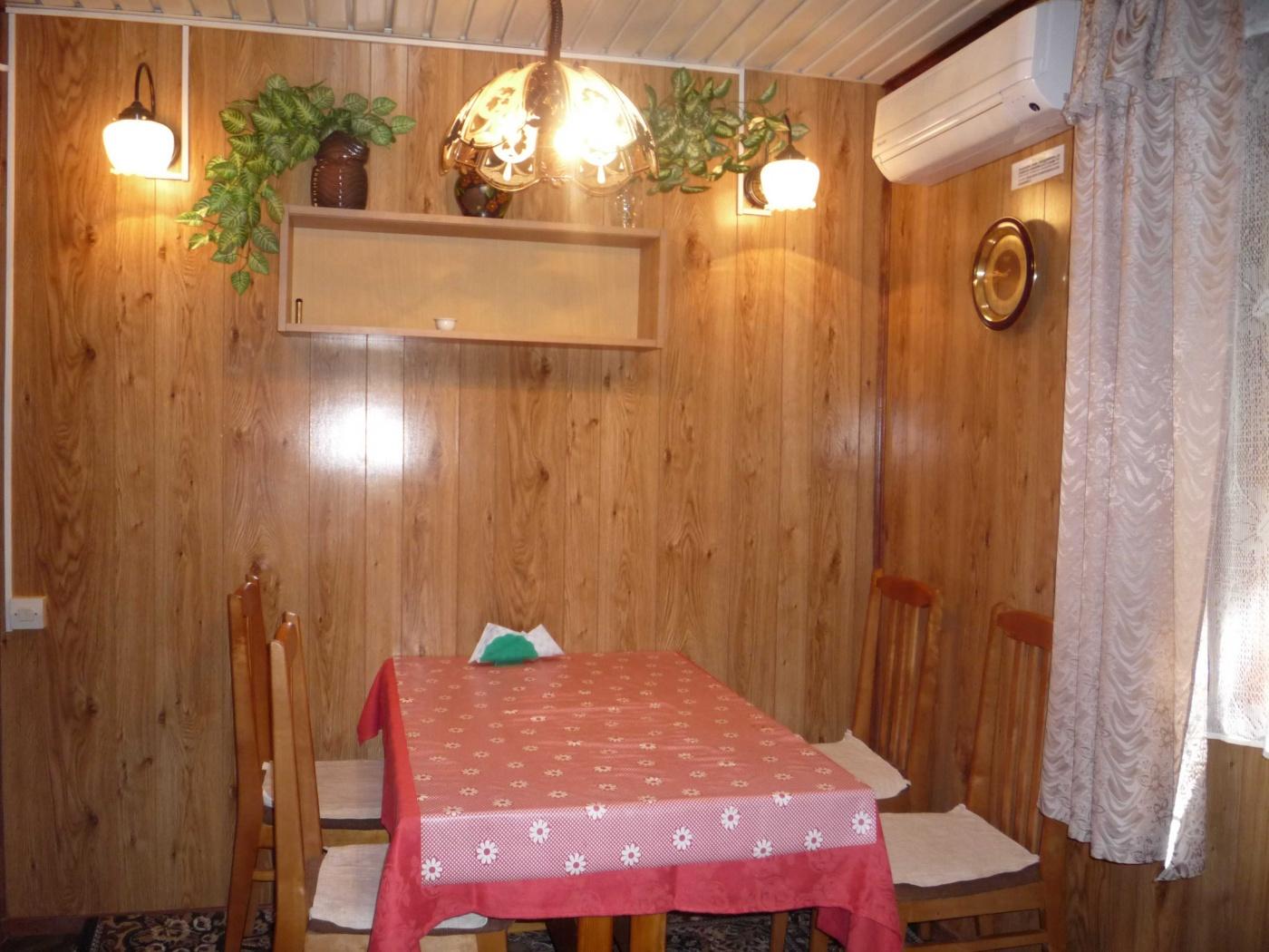 База отдыха «Парус» Астраханская область Домик № 6 («Приветливый»), фото 6