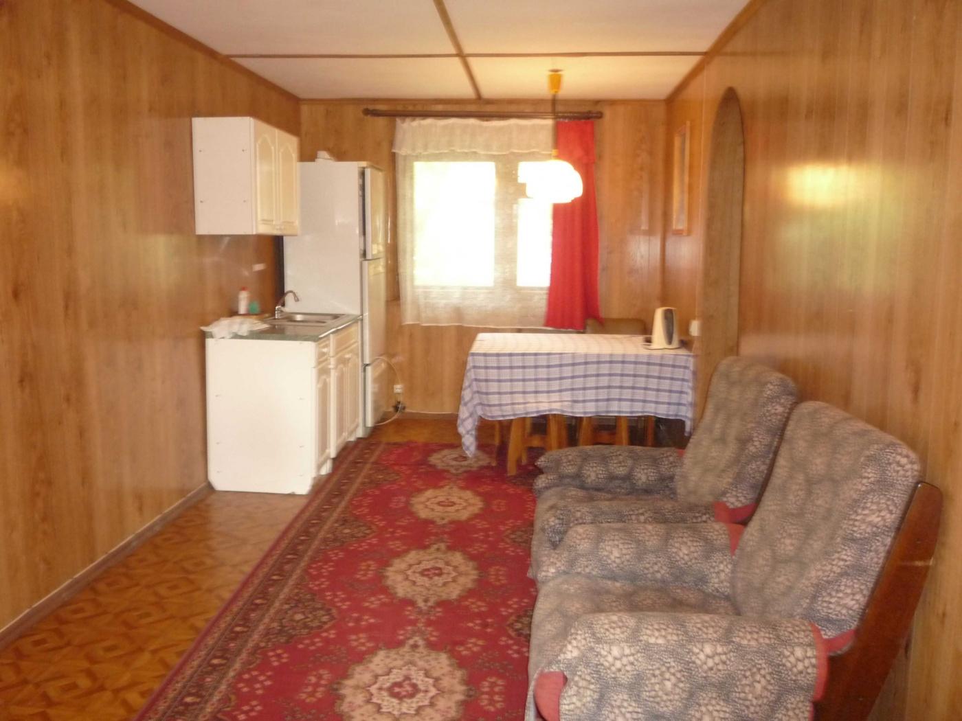 База отдыха «Парус» Астраханская область Домик № 8 («Визави Хаус»), фото 5