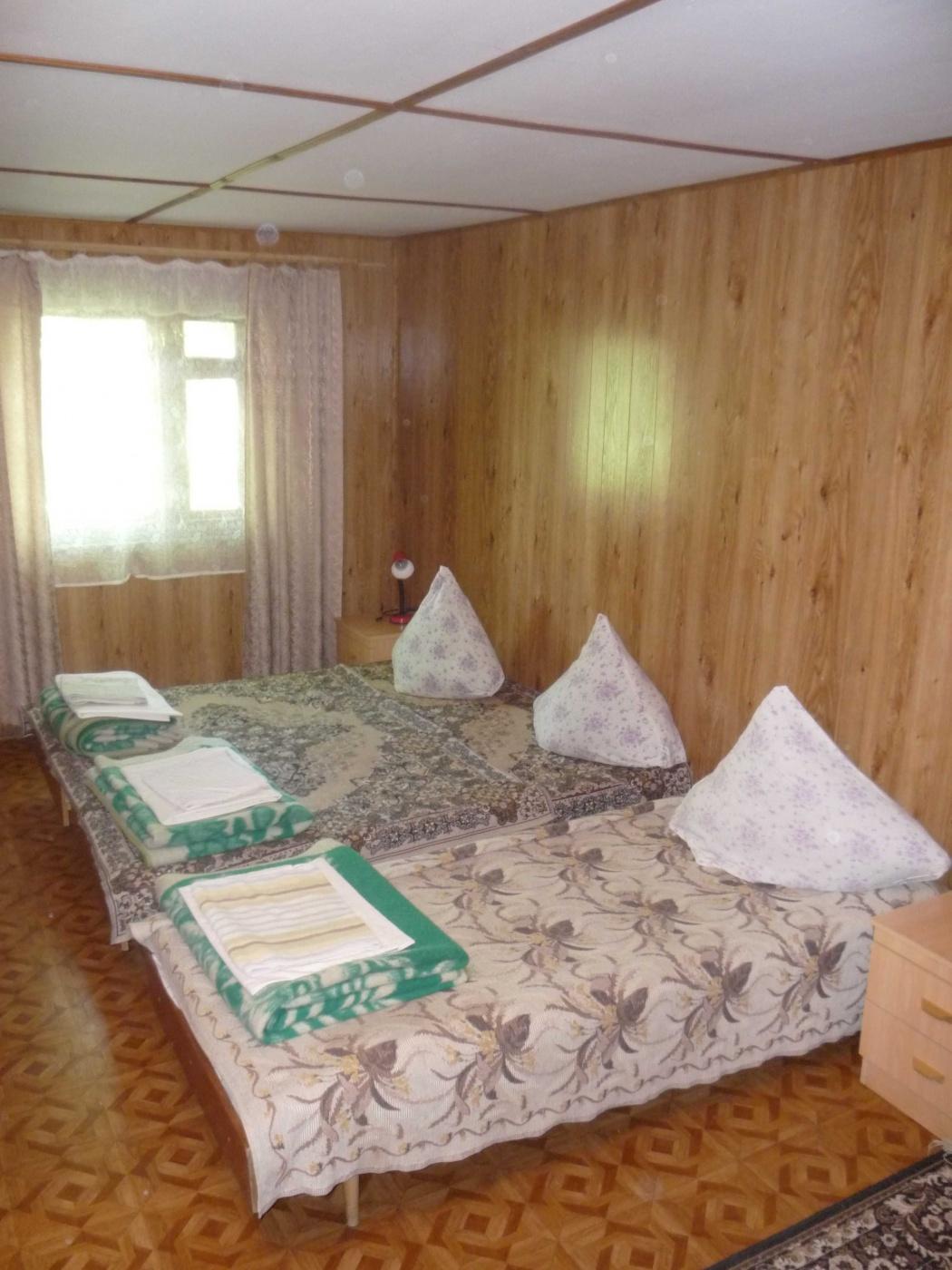 База отдыха «Парус» Астраханская область Домик № 12 («Заречный»), фото 3