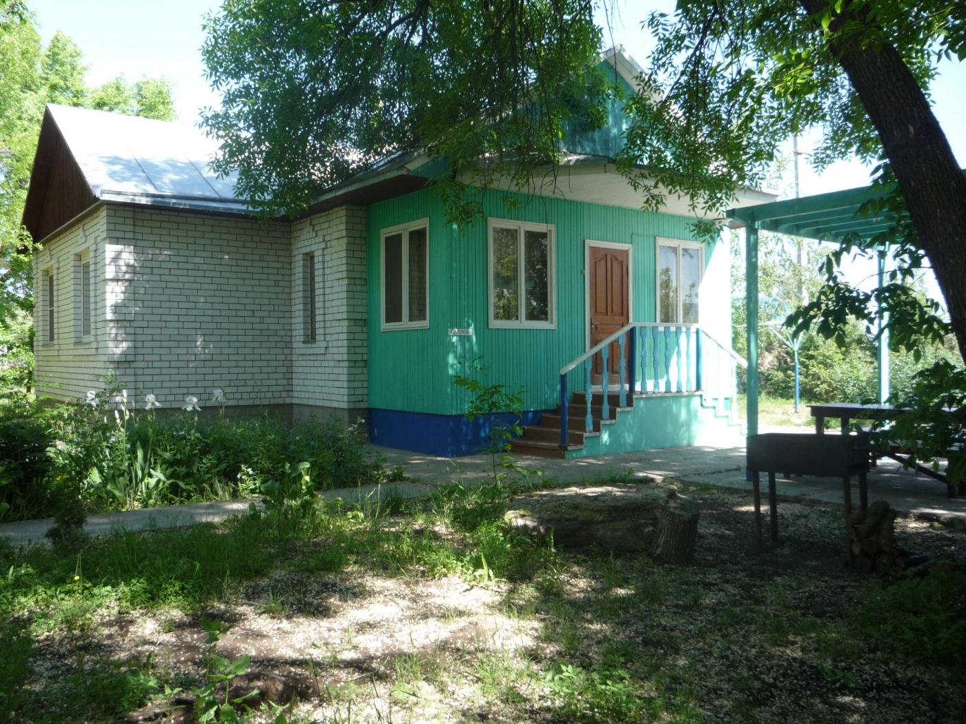 База отдыха «Парус» Астраханская область Домик № 4 («Павлов»), фото 2