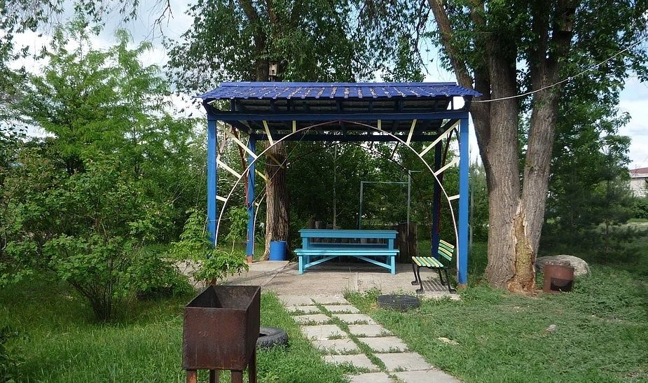 База отдыха «Парус» Астраханская область, фото 9