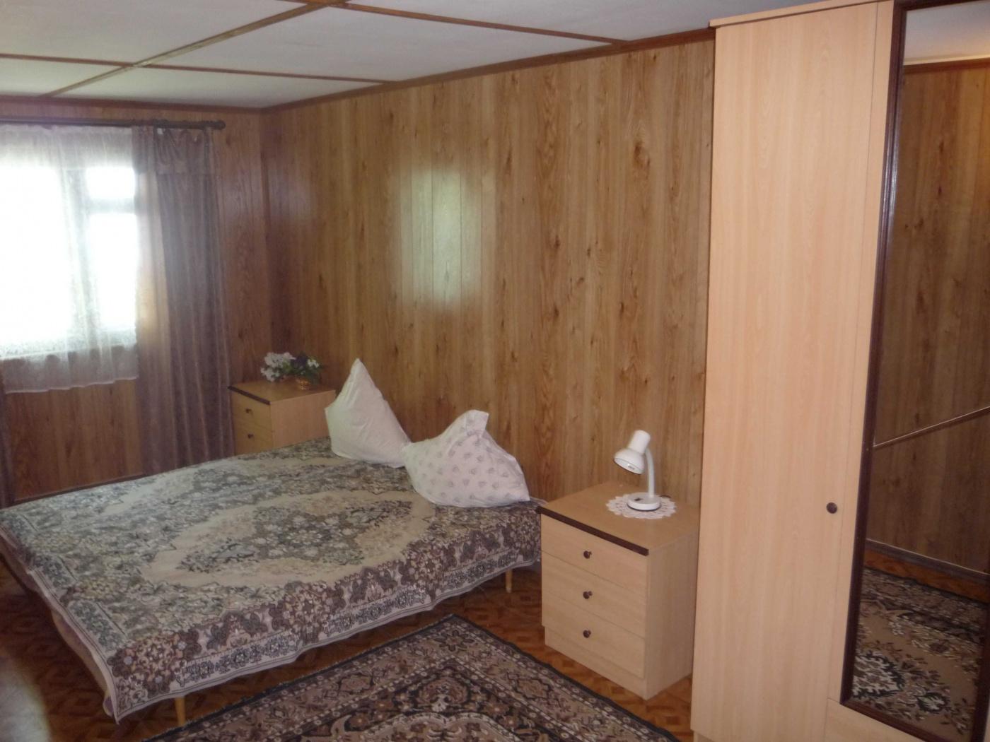 База отдыха «Парус» Астраханская область Домик № 8 («Визави Хаус»), фото 3