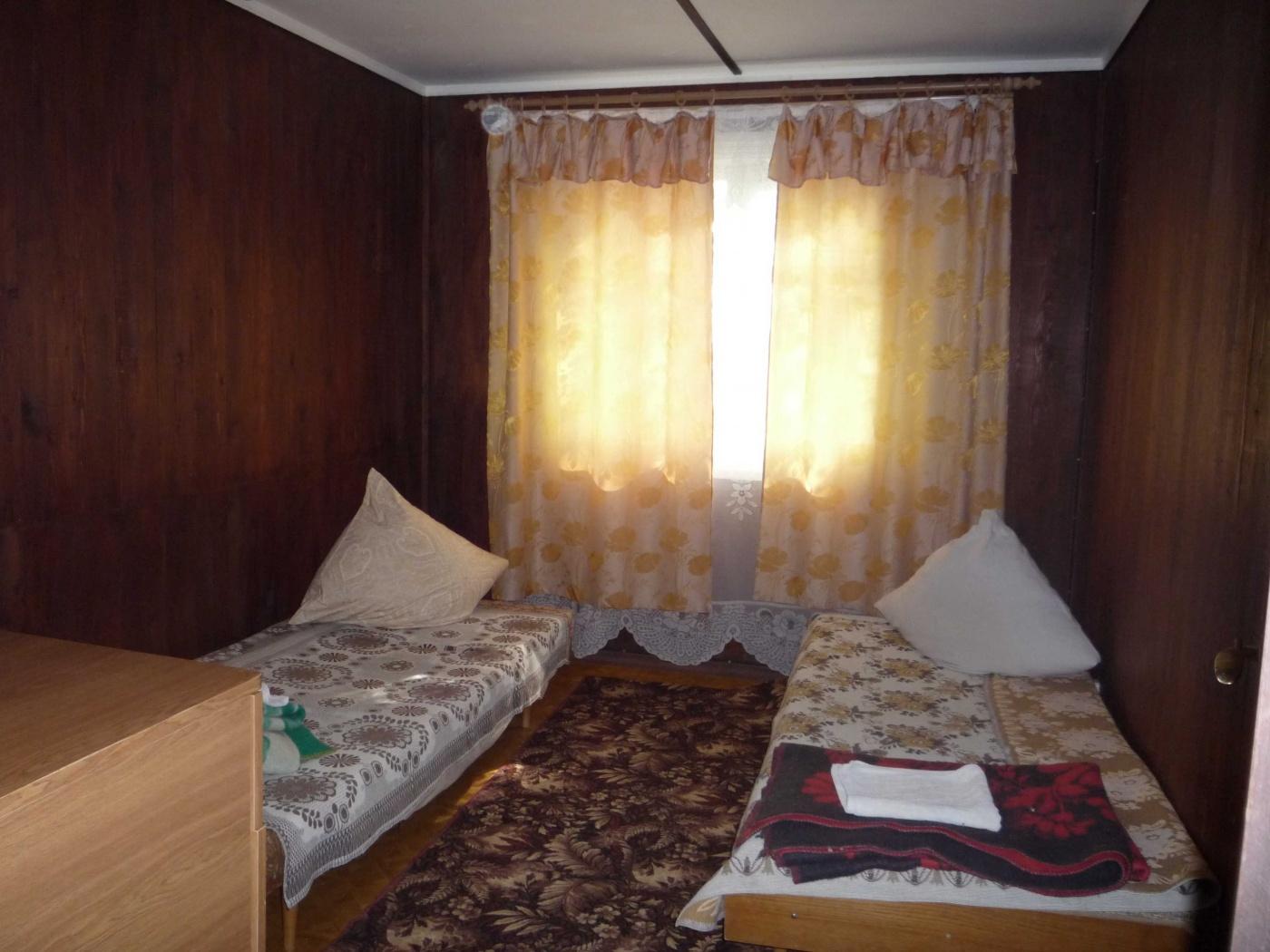 База отдыха «Парус» Астраханская область Домик № 8 («Визави Хаус»), фото 2