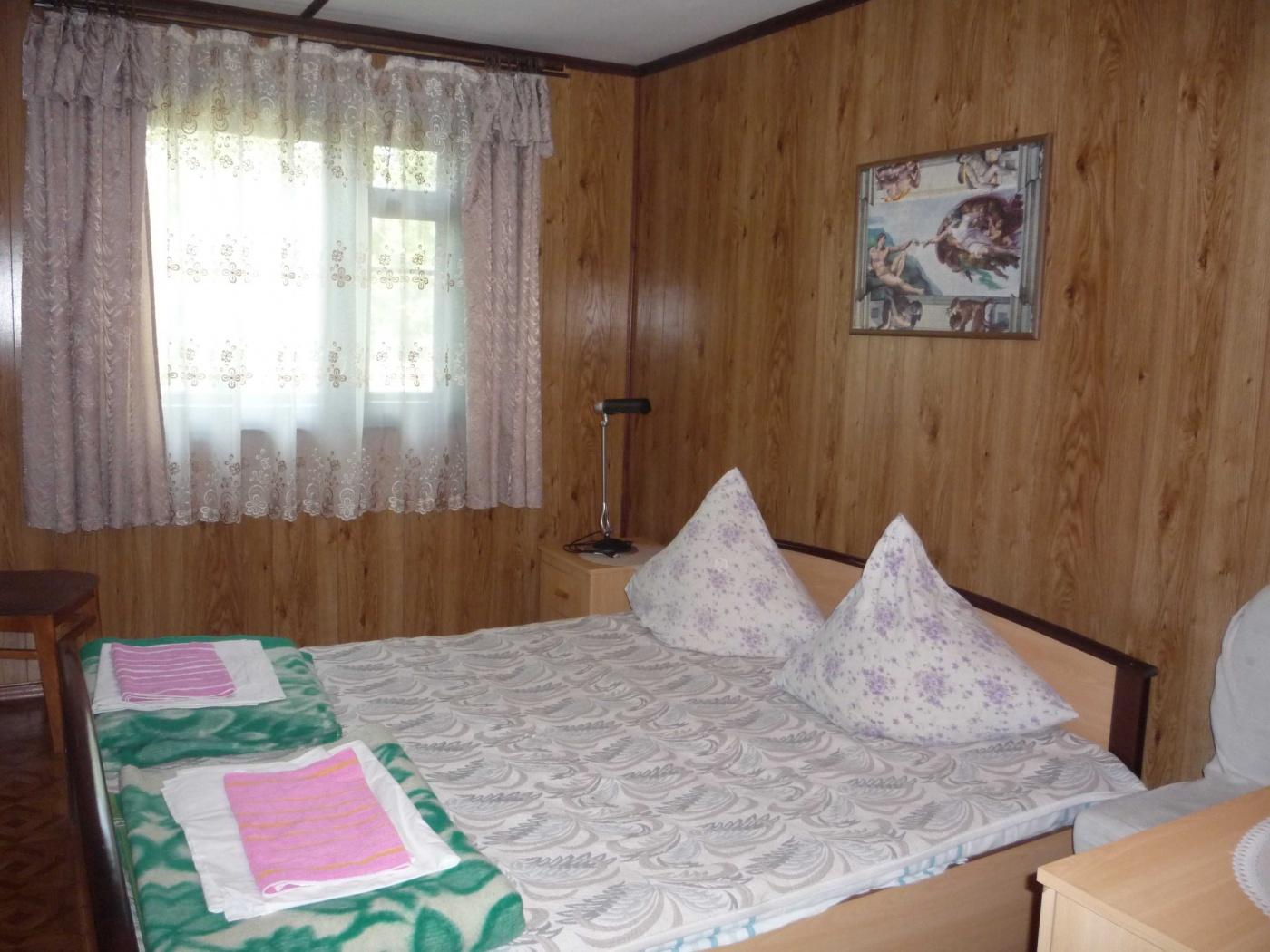 База отдыха «Парус» Астраханская область Домик № 6 («Приветливый»), фото 2