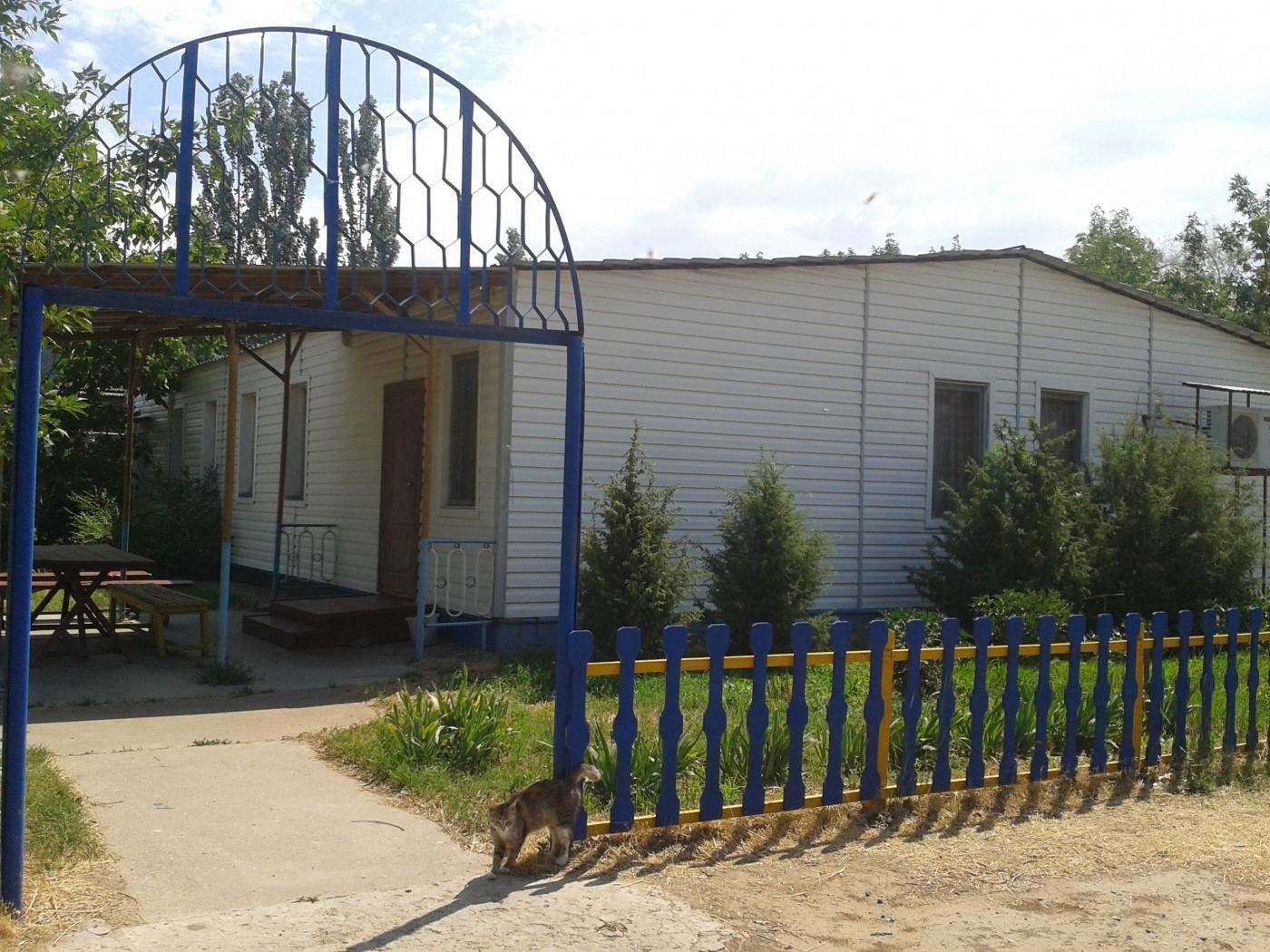 База отдыха «Парус» Астраханская область Домик «Туристический центр», фото 1