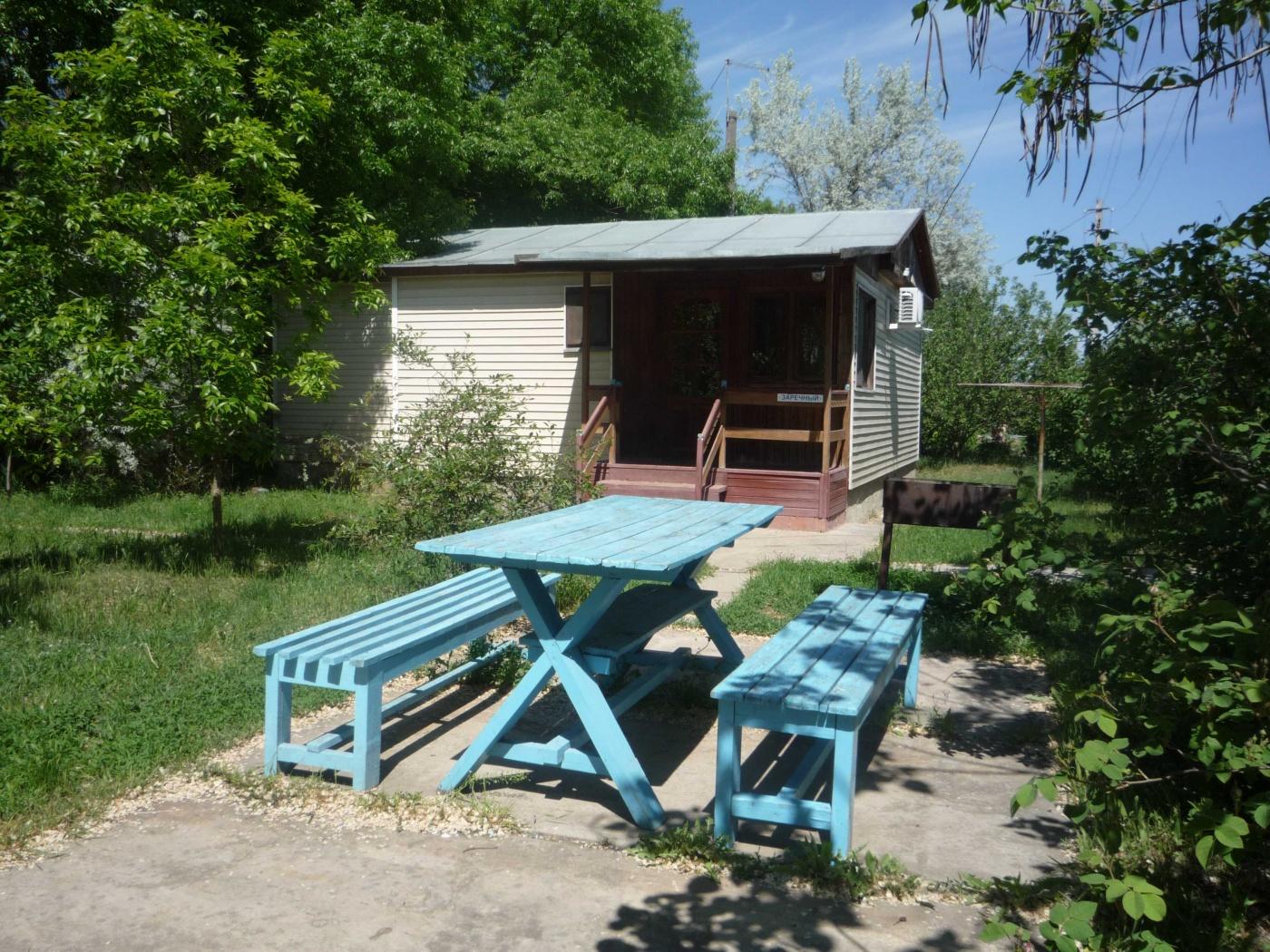 База отдыха «Парус» Астраханская область Домик № 12 («Заречный»), фото 1