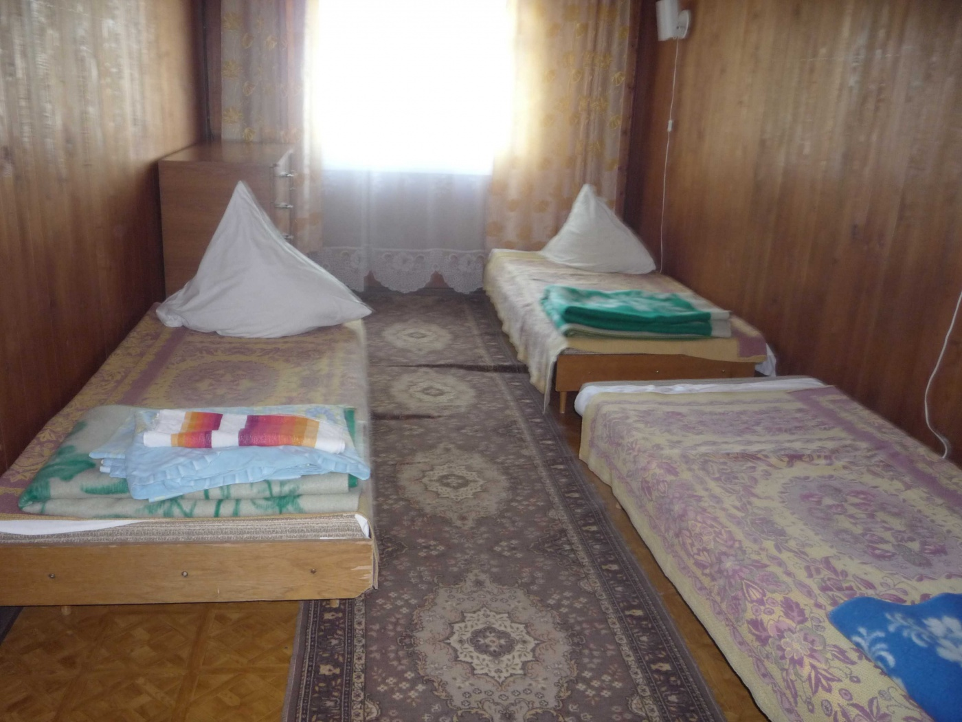 База отдыха «Парус» Астраханская область Домик № 9 («К.левый»), фото 2