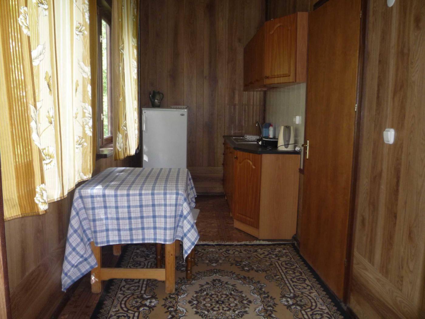 База отдыха «Парус» Астраханская область Домик № 3 («Полярный»), фото 9