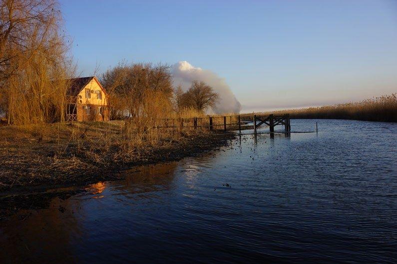"""База отдыха """"Остров Колочный"""" Астраханская область, фото 15"""