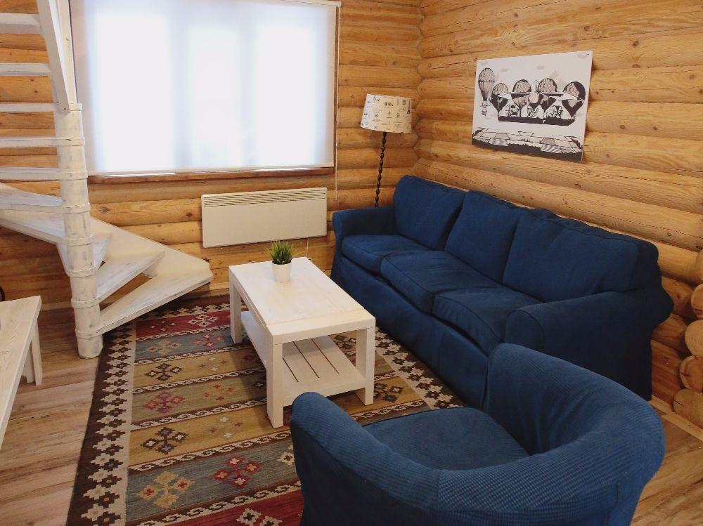 База отдыха «Волжанка» Тверская область Коттедж Стандарт Улучшенный , фото 2