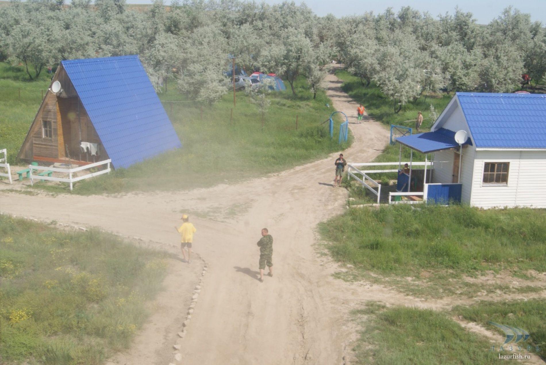 """База отдыха """"Лазурь"""" Астраханская область, фото 6"""
