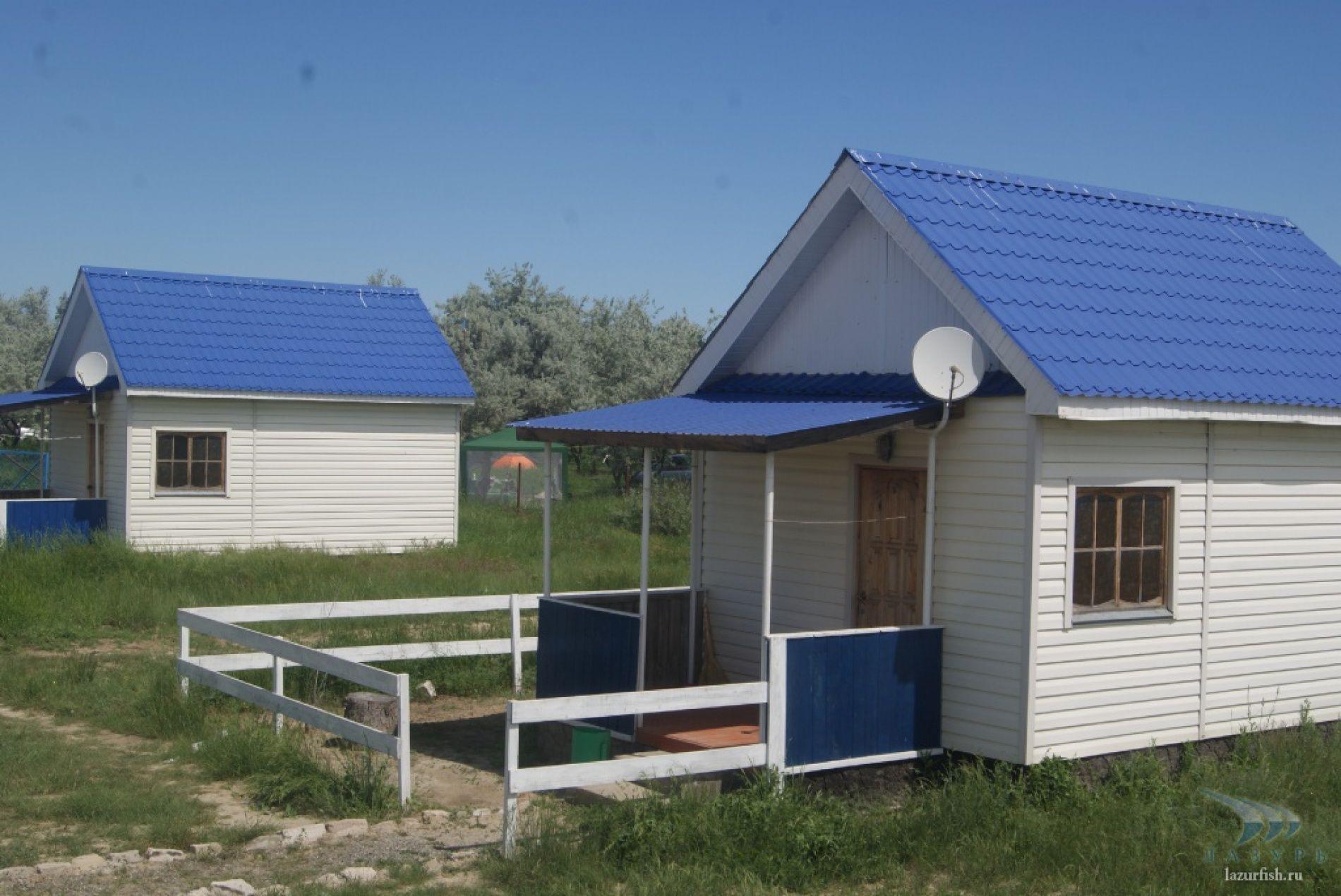 """База отдыха """"Лазурь"""" Астраханская область, фото 13"""