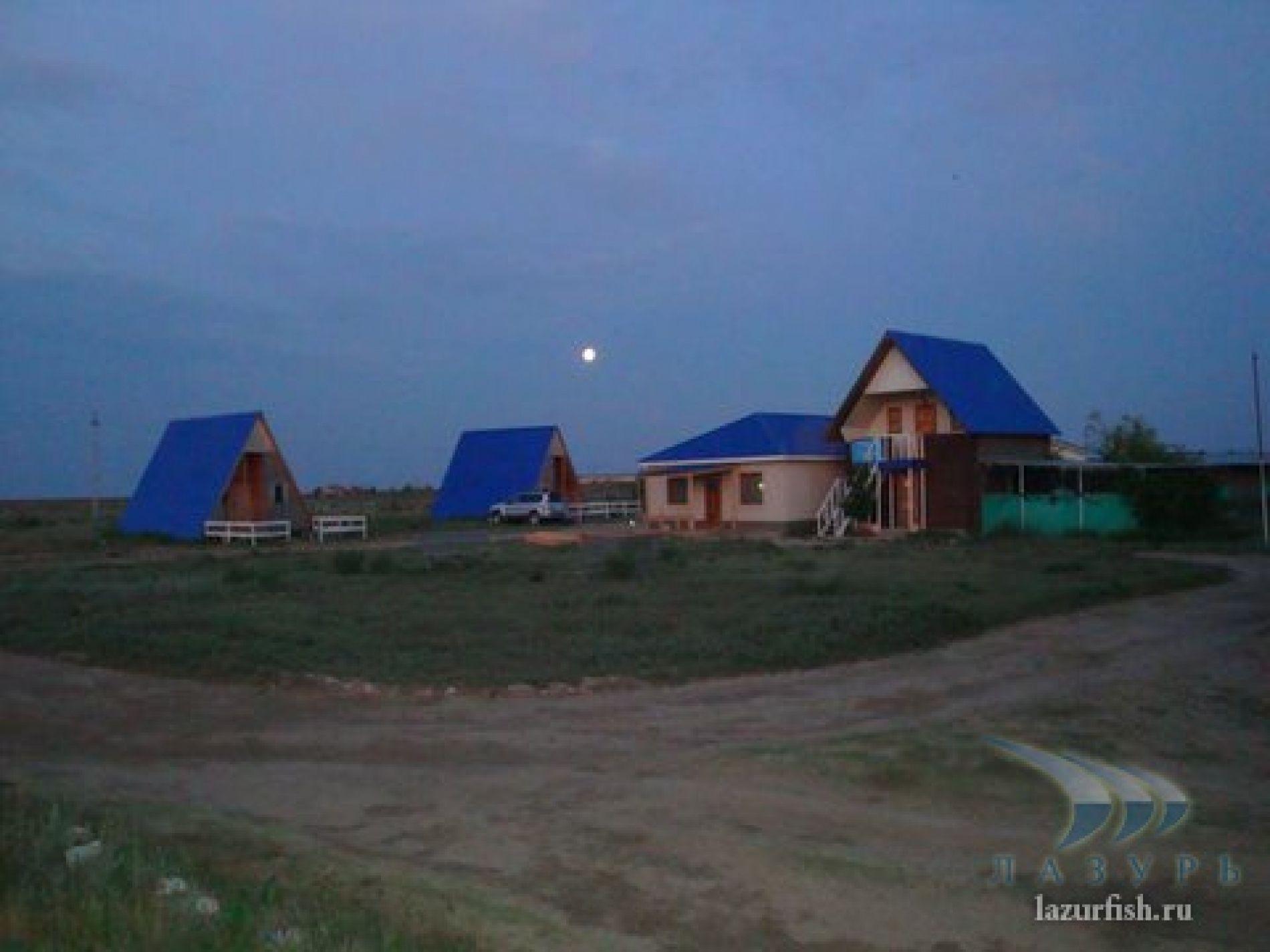 """База отдыха """"Лазурь"""" Астраханская область, фото 14"""