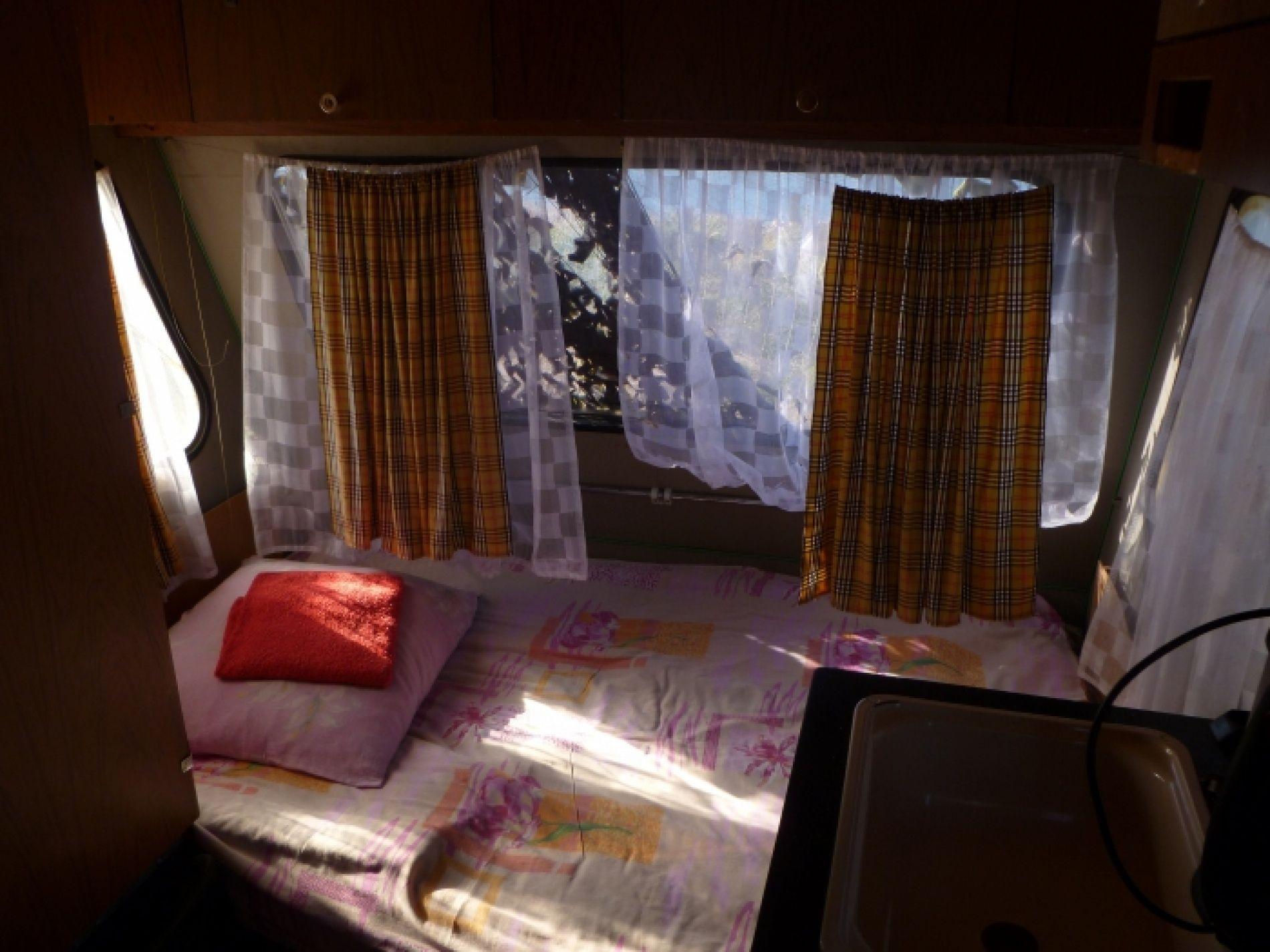 """База отдыха """"Клёвый берег"""" Астраханская область Кемпинг 3-местный, фото 2"""