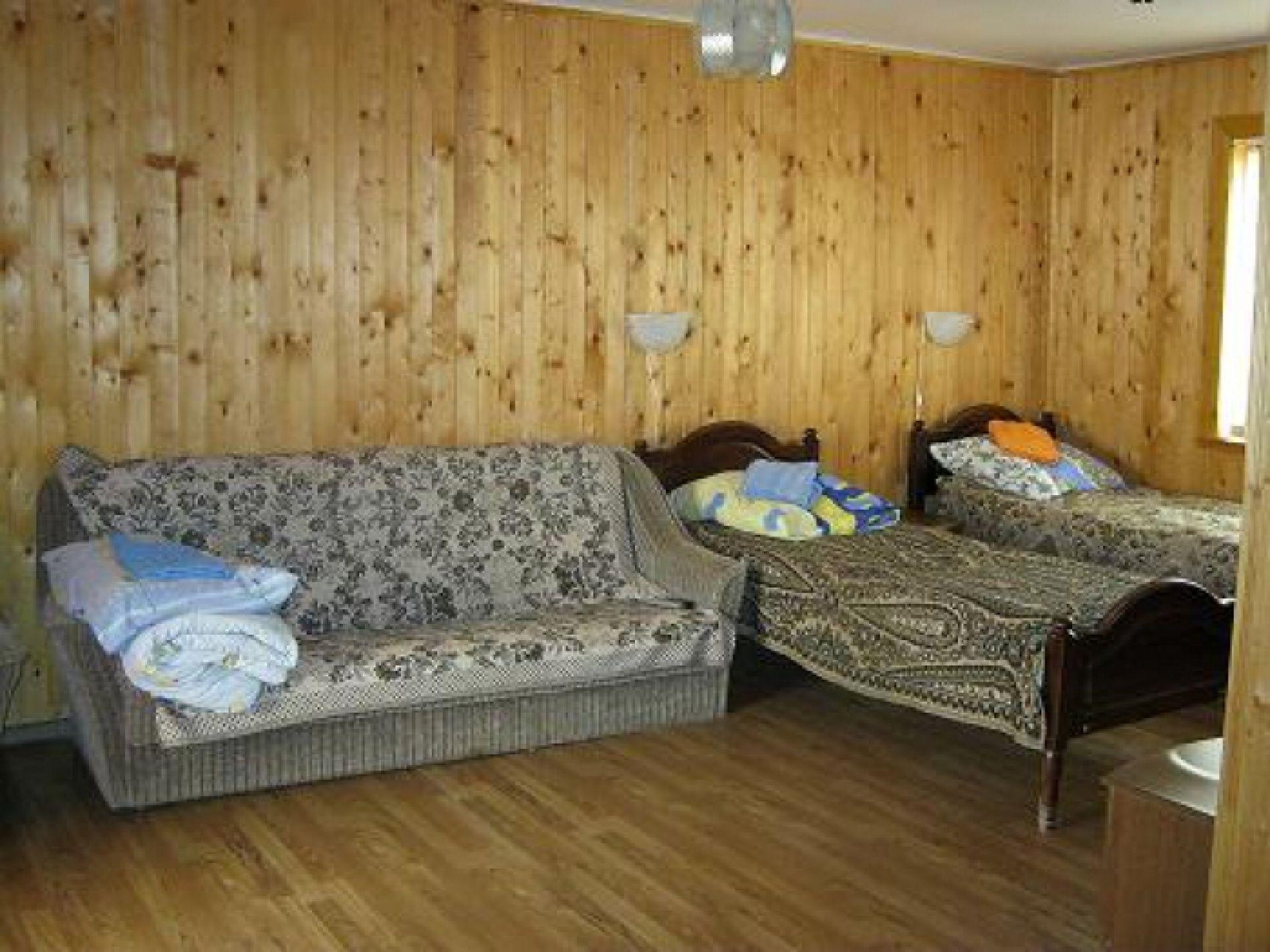 """База отдыха """"Клёвый берег"""" Астраханская область 2-комнатный 3-местный номер стандарт, фото 4"""