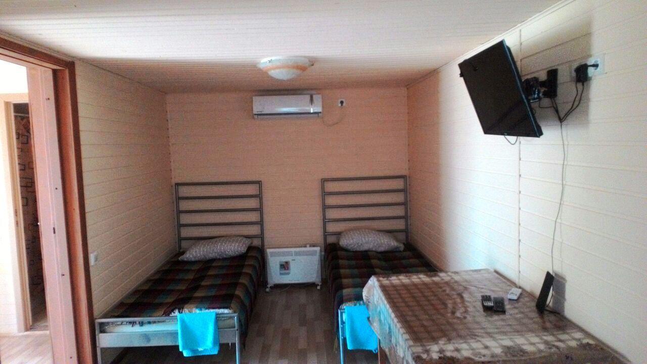База отдыха «Каралат» Астраханская область «Коттедж», фото 2