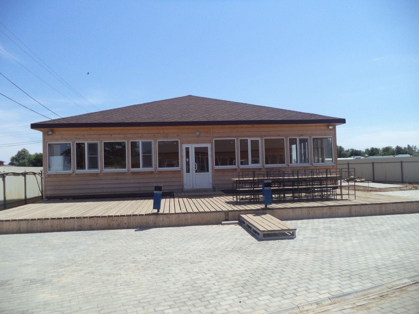 База отдыха «Каралат» Астраханская область «Стандарт», фото 1