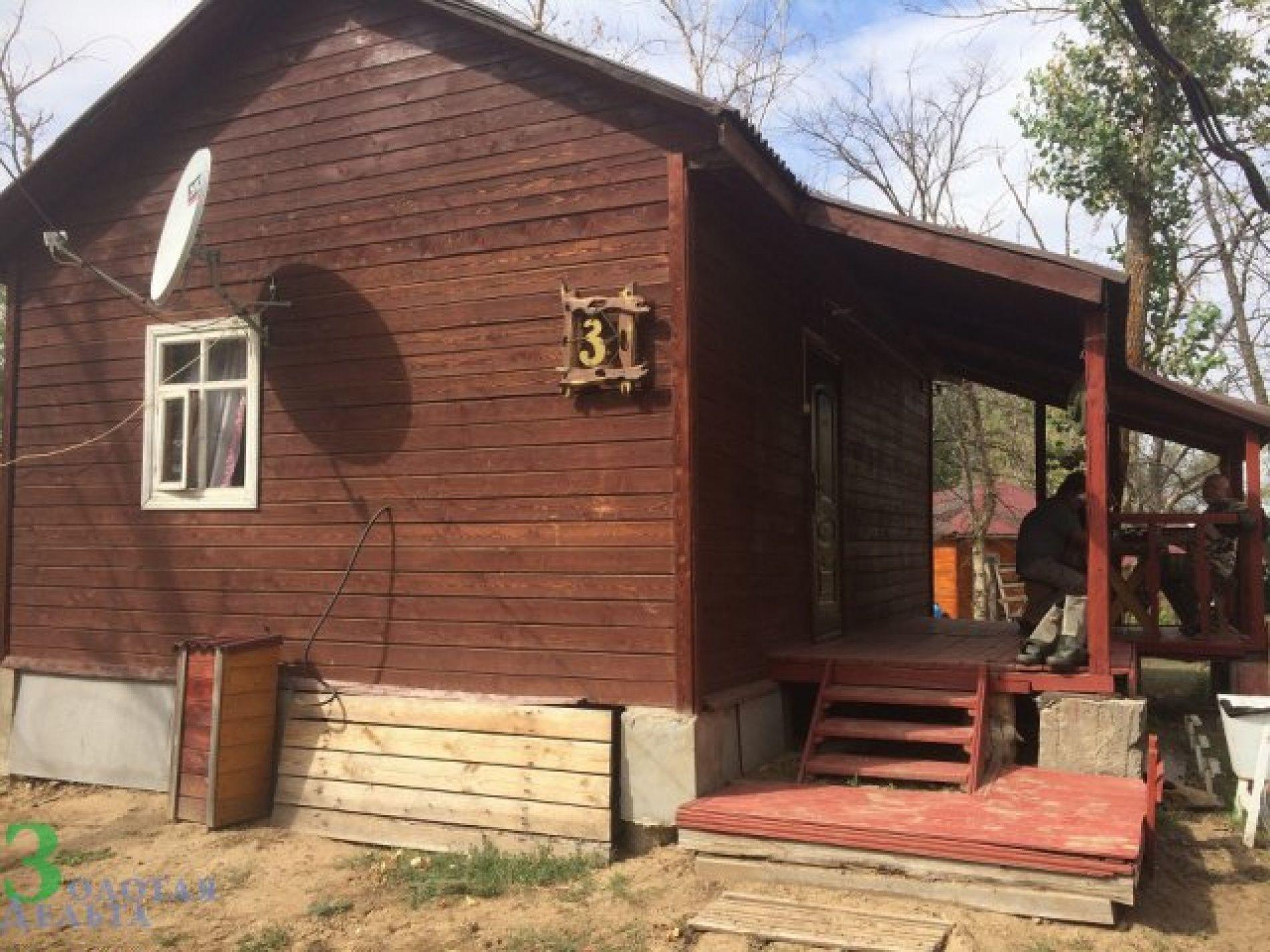 База отдыха «Золотая Дельта» Астраханская область Коттедж № 3, фото 1