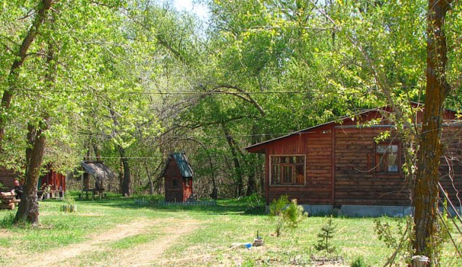 База отдыха «Золотая Дельта» Астраханская область, фото 1