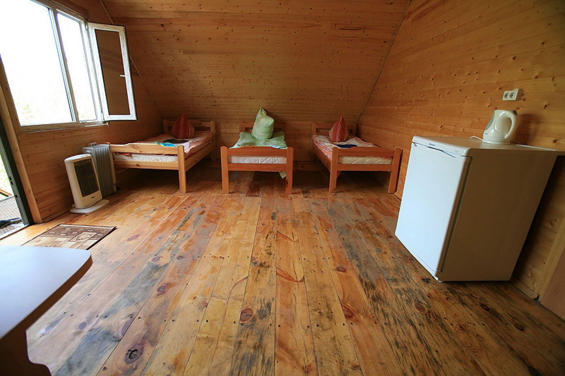 База отдыха «Домнареке» Астраханская область 3-местный номер, фото 1