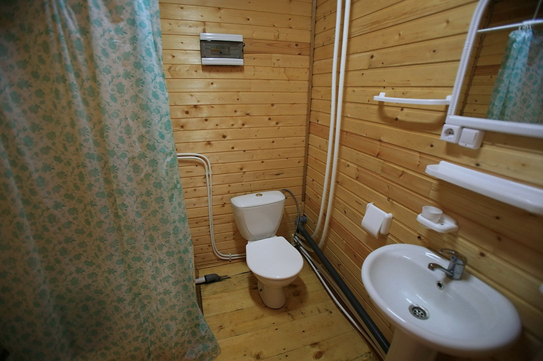 База отдыха «Дом на реке» Астраханская область 2-местный номер, фото 9