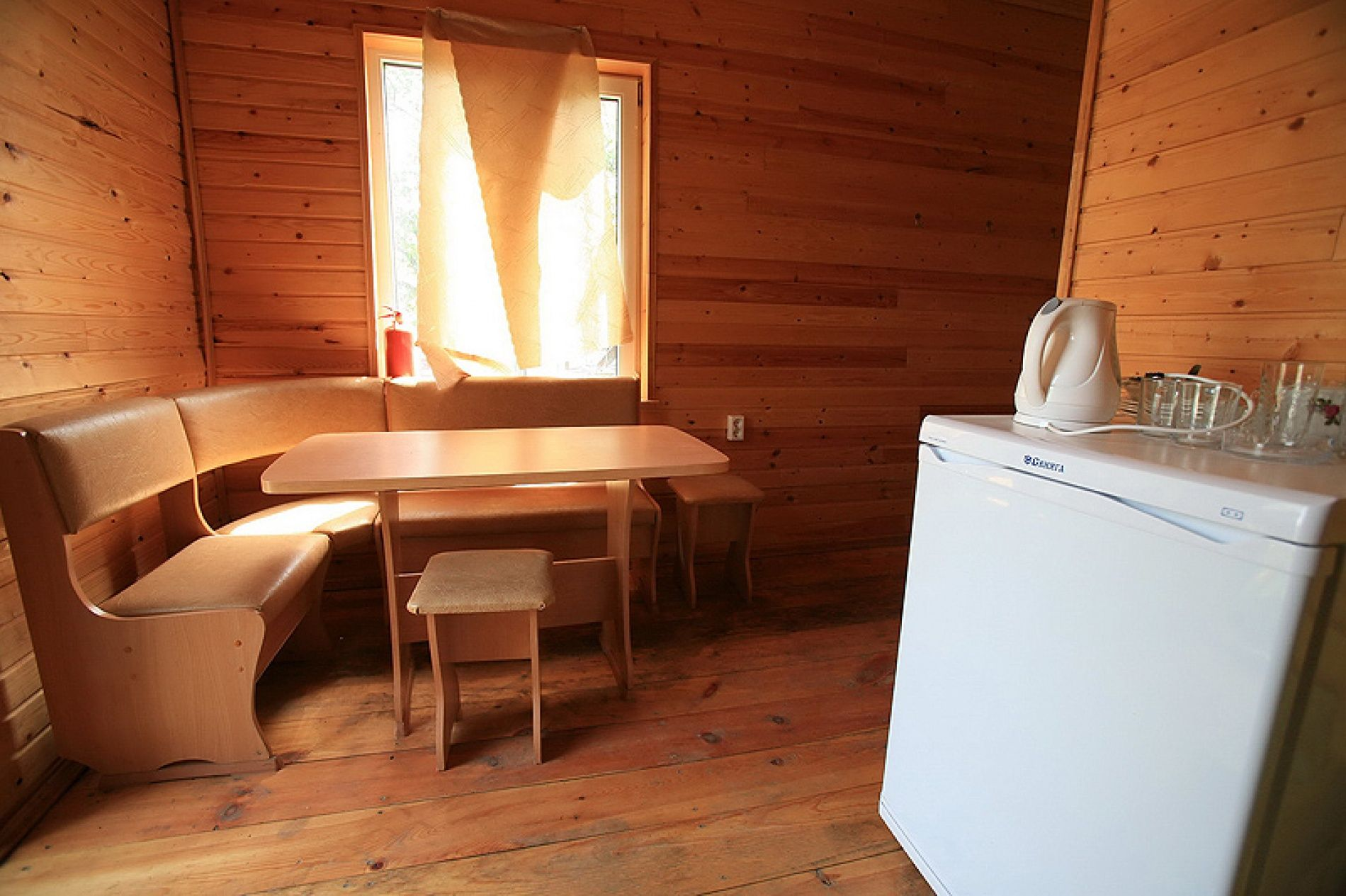 База отдыха «Дом на реке» Астраханская область 2-местный номер, фото 8