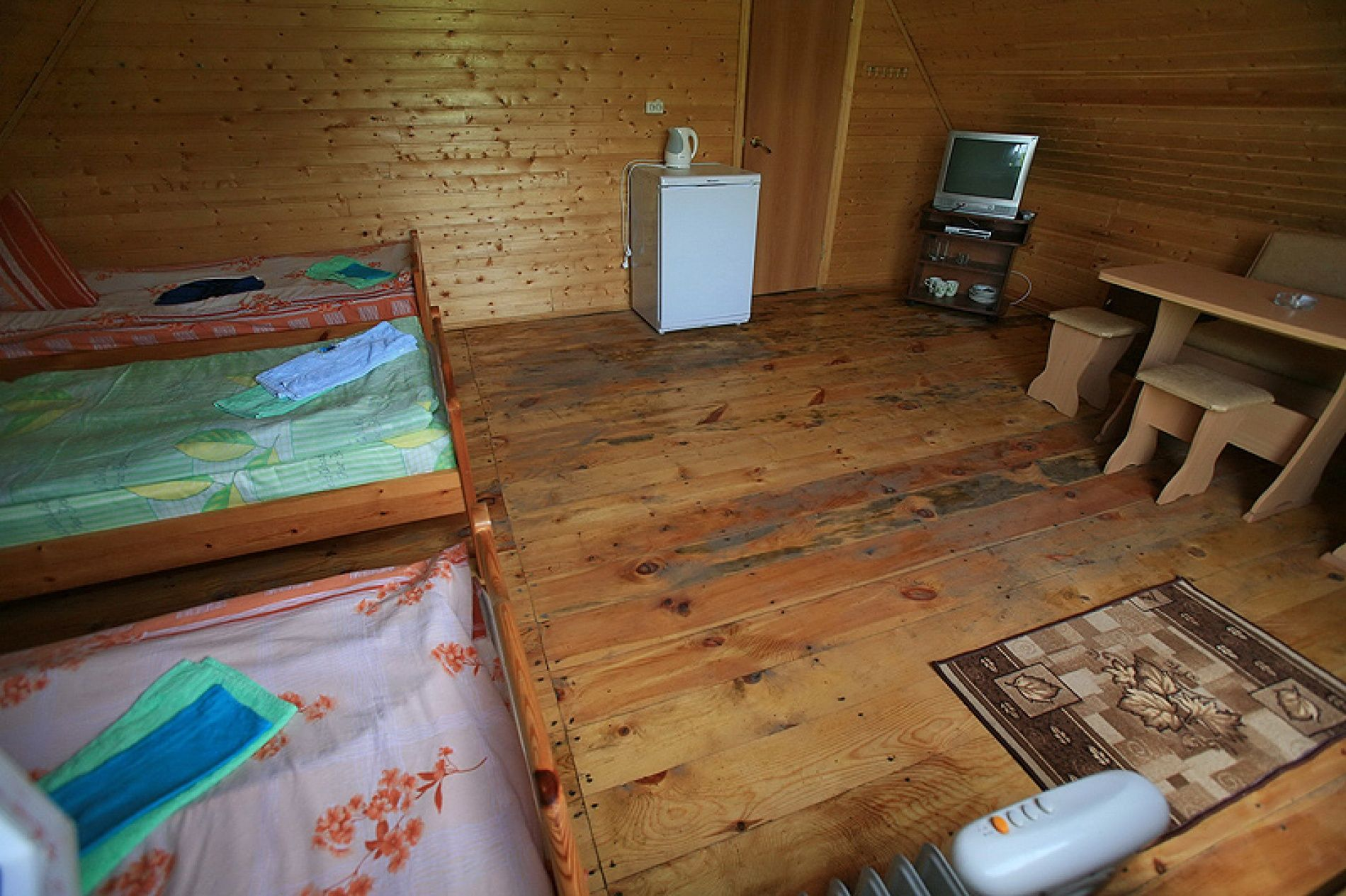 База отдыха «Дом на реке» Астраханская область 3-местный номер, фото 3