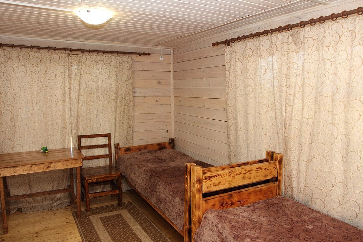 База отдыха «Гремучий» Астраханская область Номер 2-местный, фото 1