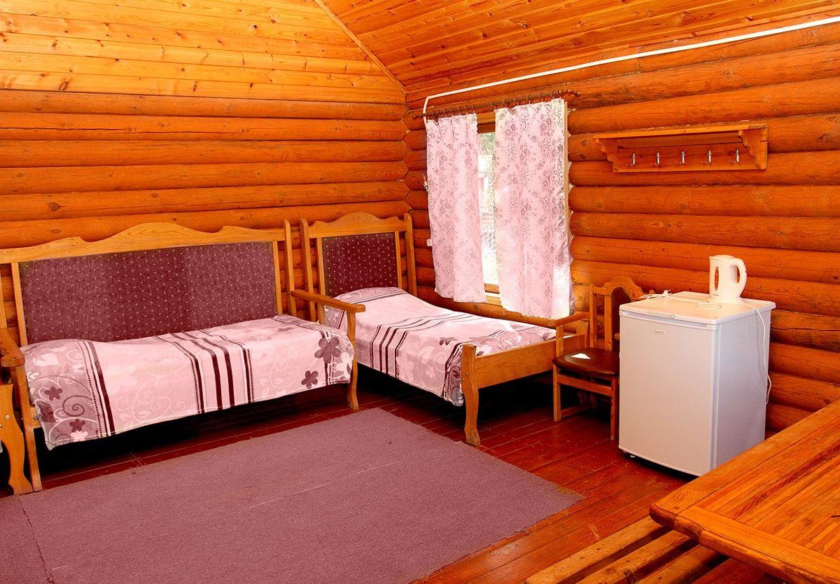 База отдыха «Гремучий» Астраханская область Домик 4-местный, фото 2