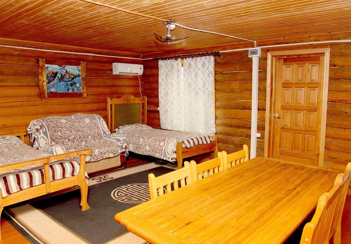 База отдыха «Гремучий» Астраханская область Домик 6-местный, фото 2