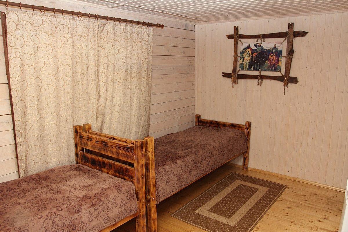 База отдыха «Гремучий» Астраханская область Номер 2-местный, фото 2