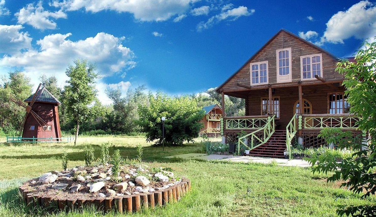 База отдыха «Гремучий» Астраханская область, фото 1