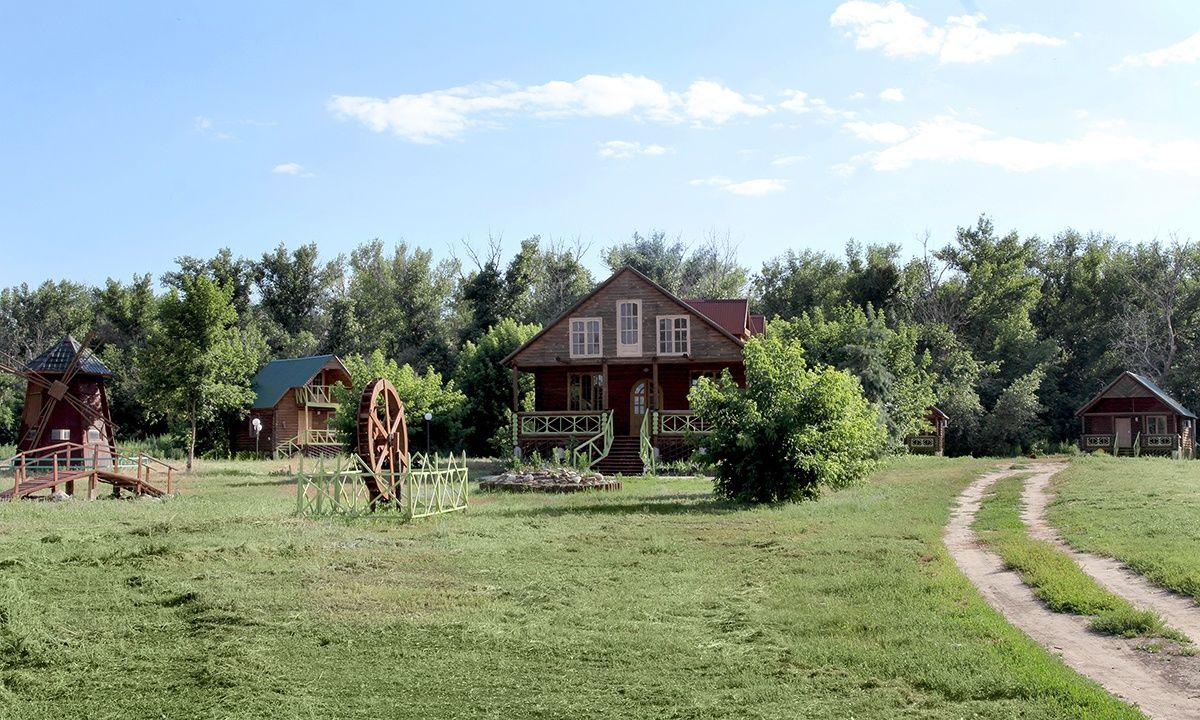 База отдыха «Гремучий» Астраханская область, фото 12