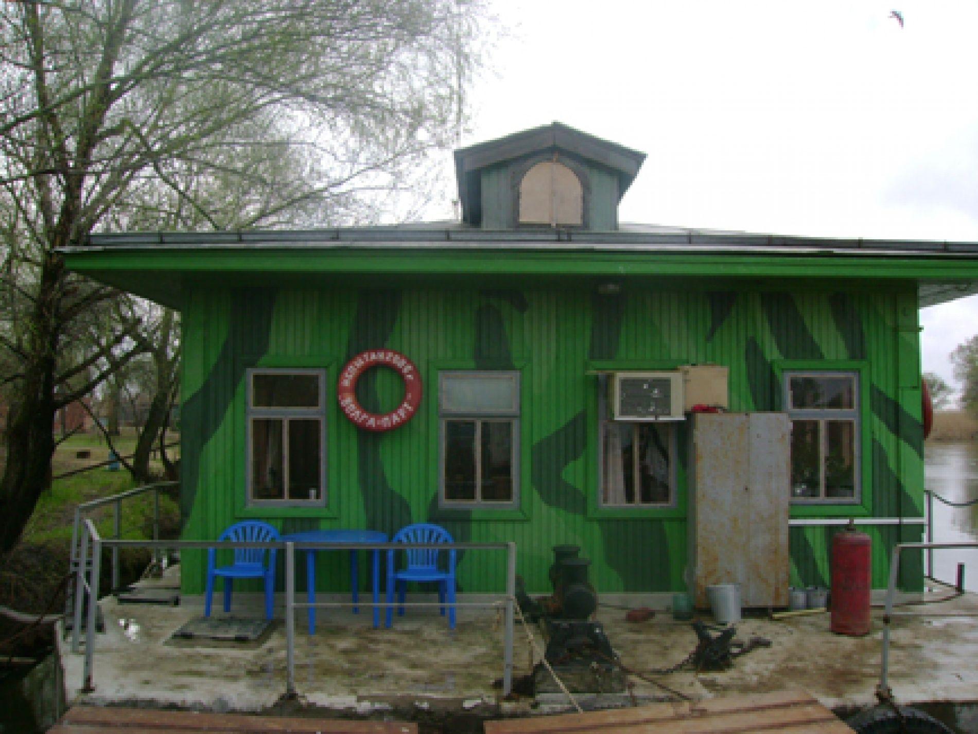 """База отдыха """"Волга-Парт"""" Астраханская область, фото 1"""