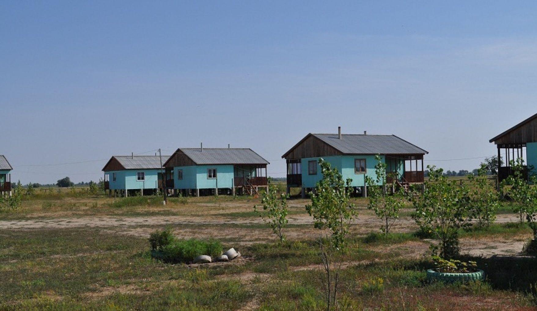 """База отдыха """"Ахтуба-клуб"""" Астраханская область, фото 1"""