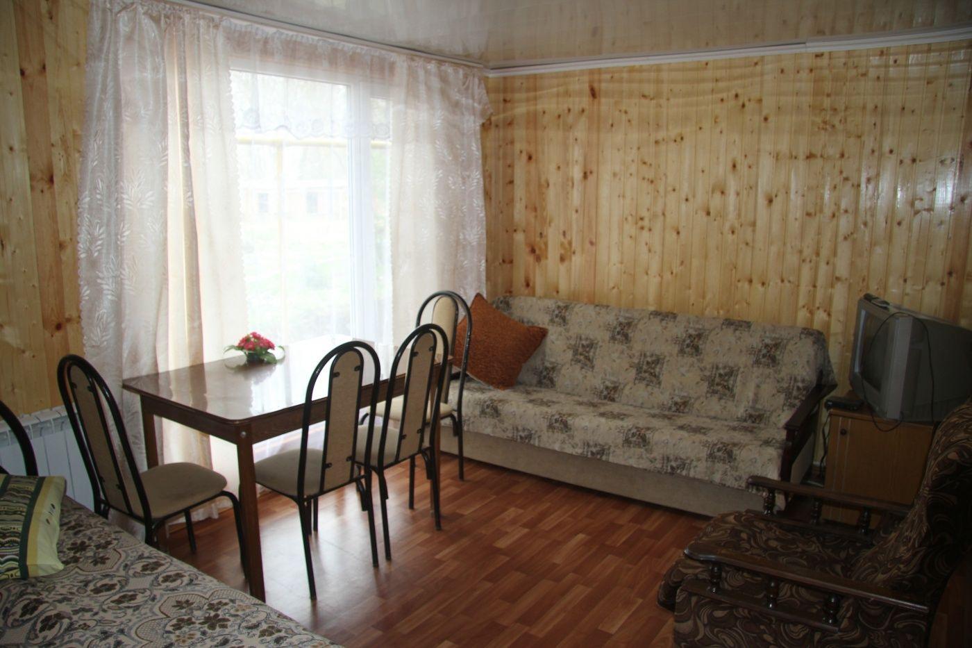 """Турбаза """"Астра"""" Астраханская область 4-местный коттедж, фото 6"""