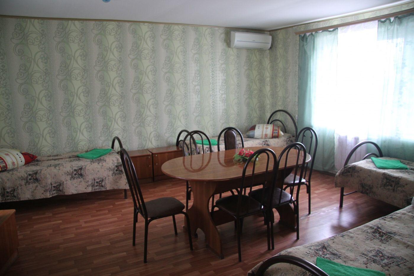 """Турбаза """"Астра"""" Астраханская область 6-местный коттедж, фото 6"""