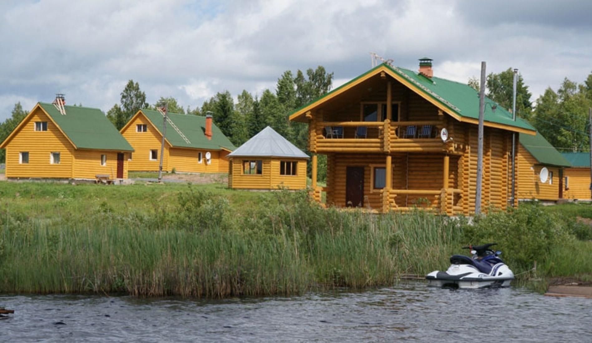 """База отдыха """"Hunter Paradise"""" Республика Карелия, фото 1"""