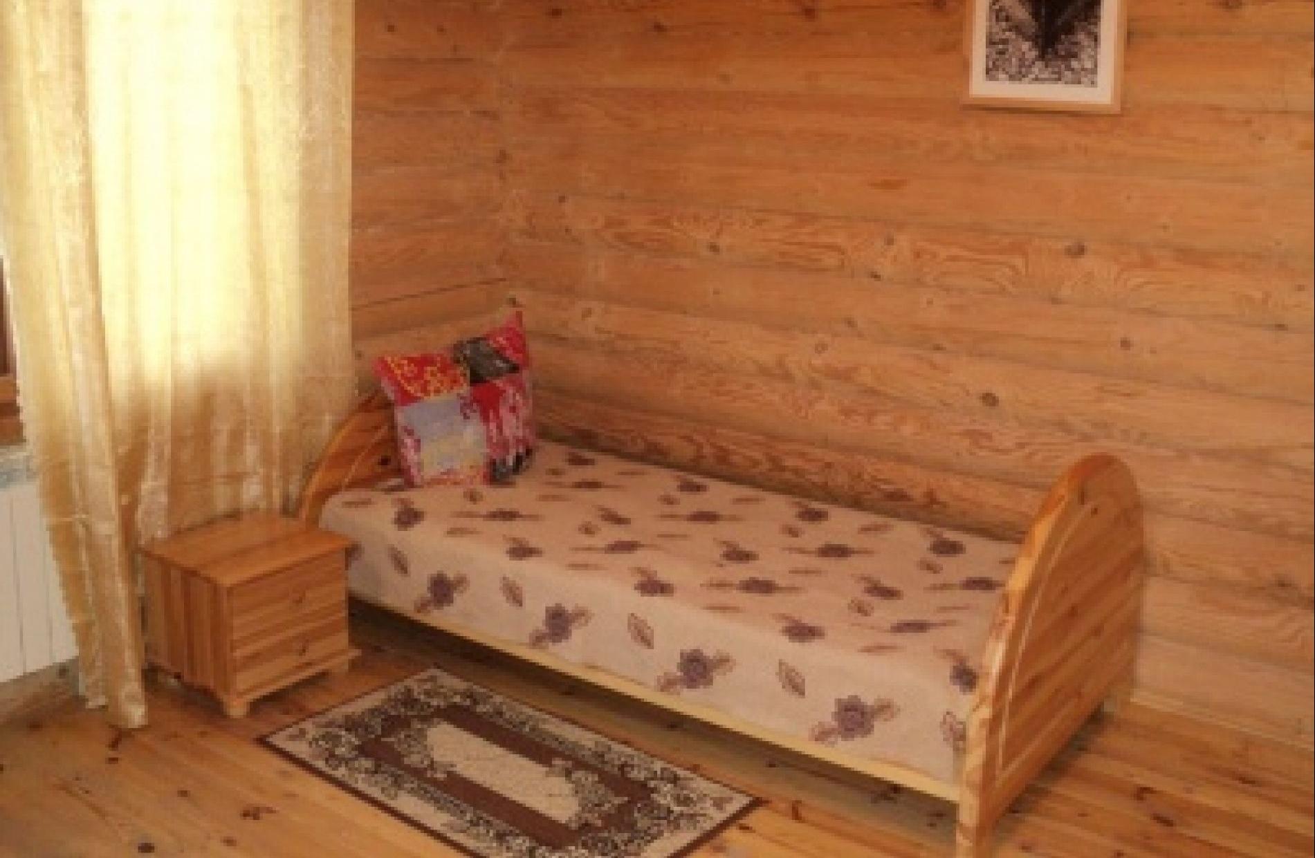 База отдыха «Пеней» Астраханская область Дом 2-местный, фото 2