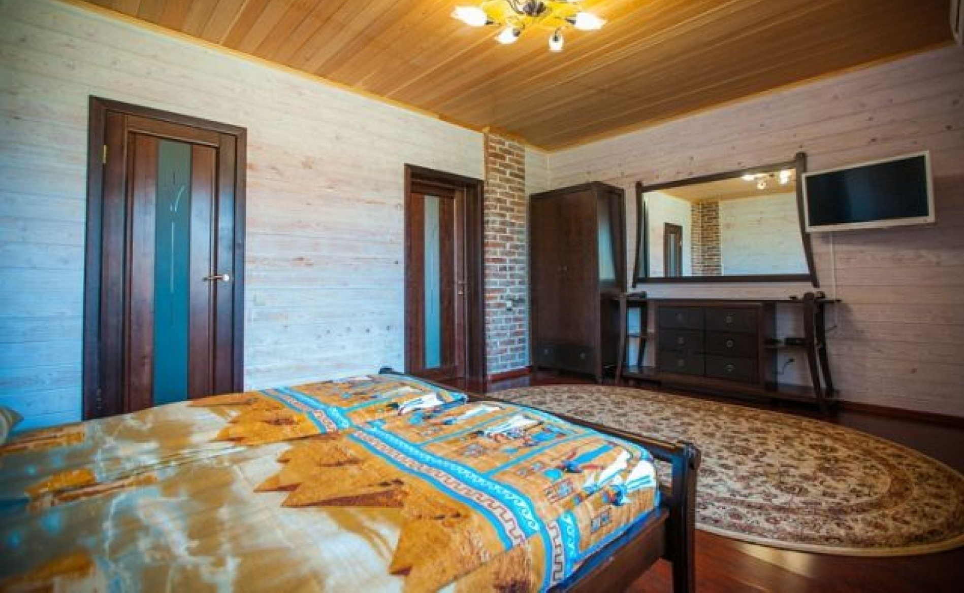 База отдыха «Пеней» Астраханская область VIP коттедж, фото 3