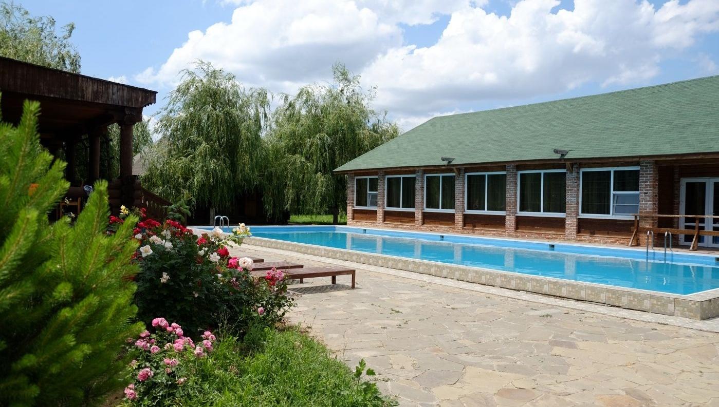 База отдыха «Пеней» Астраханская область, фото 12